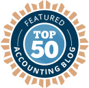 Top 50 Accounting Blog